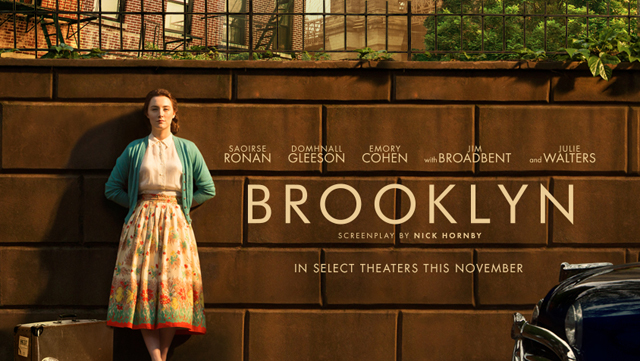 Movies for Wanderlusters: Brooklyn