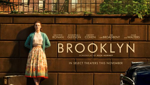 Movies for Wanderlusters: Brooklyn